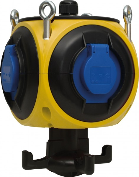 """SIROX® Hängeverteiler - """"KHV 8"""" ohne FI-Schalter"""