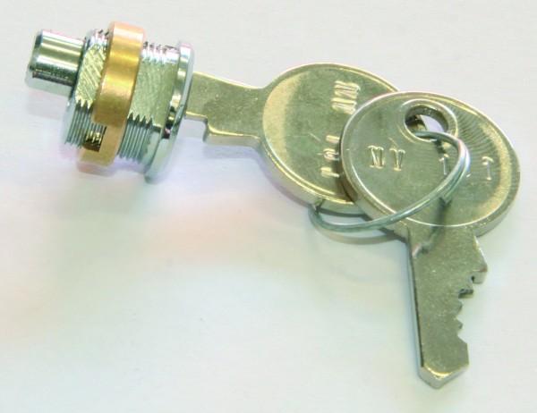Zylinderschloss für CEE-Dosen 638.xxx (mit 2 Schlüssel)