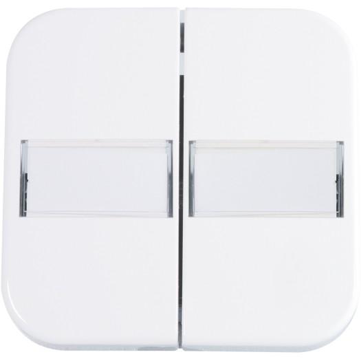 OPUS® 1 Serien-Wippe mit Beschriftungsfeld