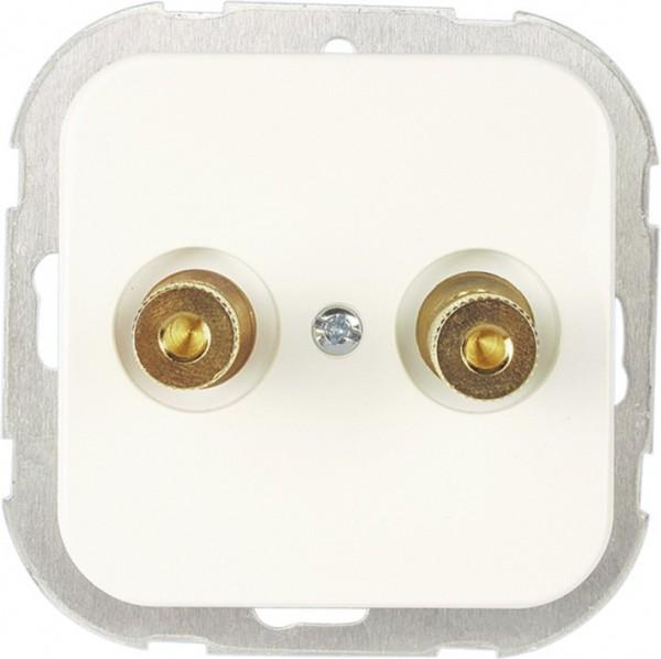 OPUS® 1 Lautsprecher-Anschlussdose