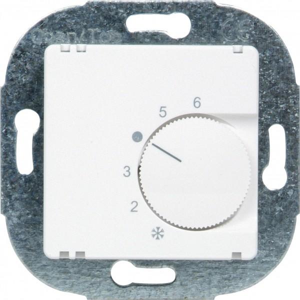 OPUS® 55 Raumtemperaturregler, Wechsler, mit Steuereingang Nachtabsenkung