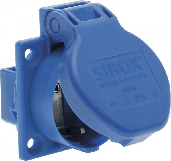 SIROX® Schutzkontakt-Einbau-Steckdosen IP 54 mobil