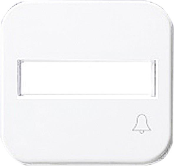 OPUS® 1 Wippe mit Beschriftungsfeld und Klingel-Symbol