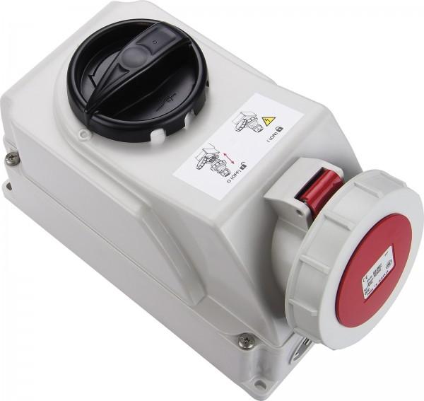 SIROX® Abschaltbare CEE-Wandsteckdosen IP 67