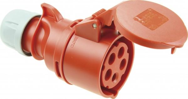 SIROX® CEE-Kupplung IP 44, 5-polig, 400 V, 6 h