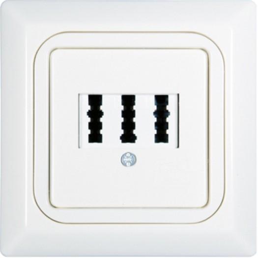 OPUS® 1 Komplettgerät TAE-Anschlussdose NFN-kodiert