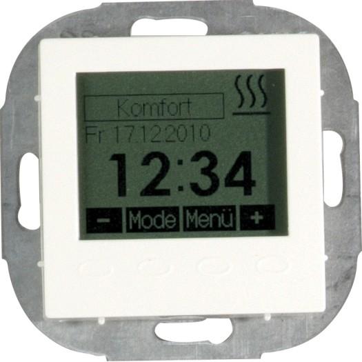 OPUS® 1 Elektronischer Raumtemperaturregler, zeitgesteuert