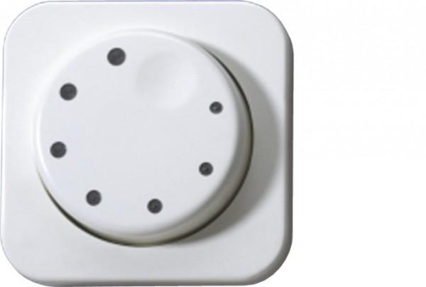 OPUS® 1 Abdeckung für Dreh-Dimmer mit Beleuchtung