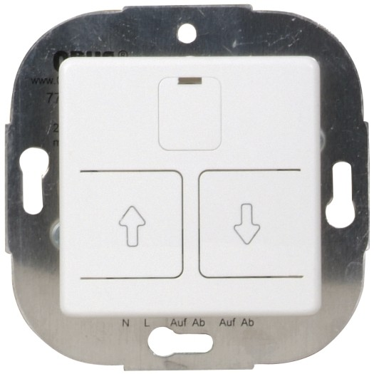 OPUS® 55 Elektronischer Rollladenschalter