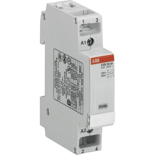 "ABB Installationsschütze 2-polig ""ESB"""