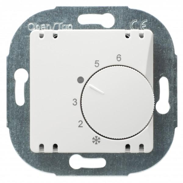 OPUS® 1 Raumtemperaturregler, Wechsler, mit Steuereingang Nachtabsenkung