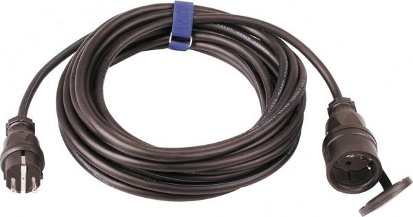 SIROX® Verlängerung H07RN-F 3 G 1,5 mm² mit Deckel am Band