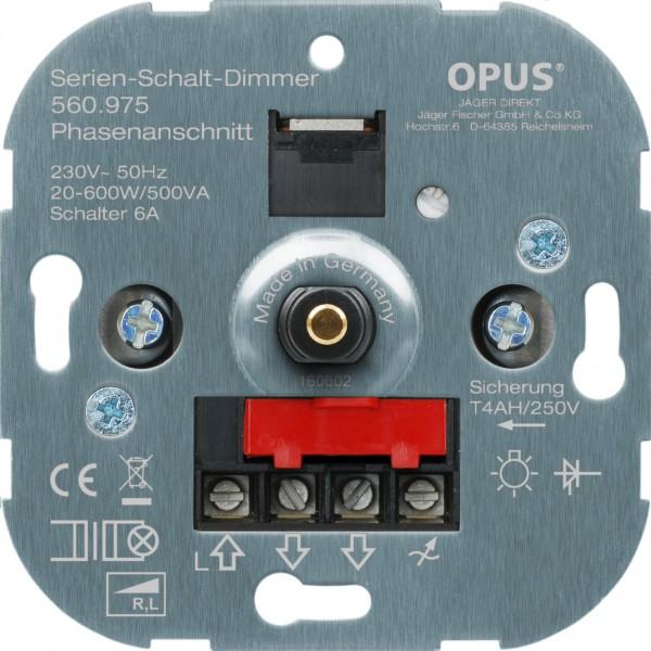 OPUS® Serien-Schalt-Dimmer
