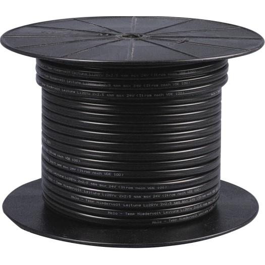 Silikon-/PVC-Flachleitung