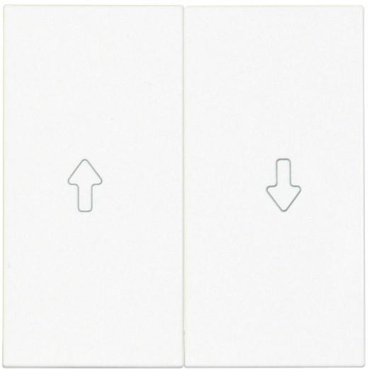 OPUS® 55 Doppelwippe für Wippen-Jalousie-Schalter und -Taster