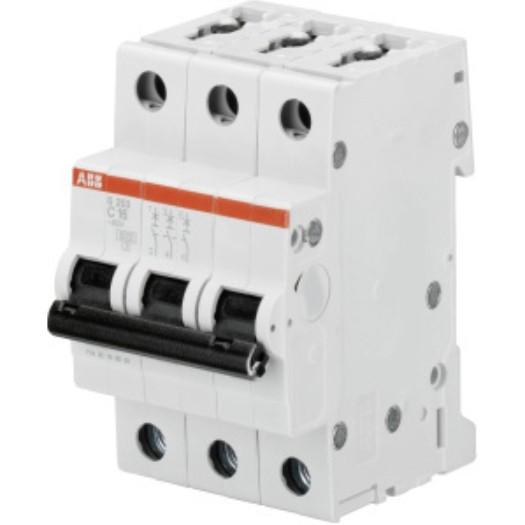 """ABB Leitungsschutzschalter 3-polig """"S203"""""""