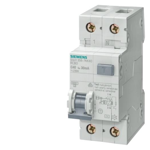 "Siemens FI/LS-Kombination Typ A , ""PSE/SSF"""