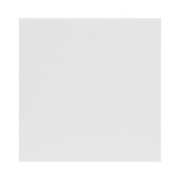 OPUS® 55 Flächenwippe mit Beschriftungsfeld für Wandsender-Modul