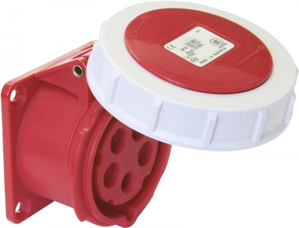 SIROX® CEE-Anbaudose IP 67, 5-polig, 400 V, 6 h, gerade