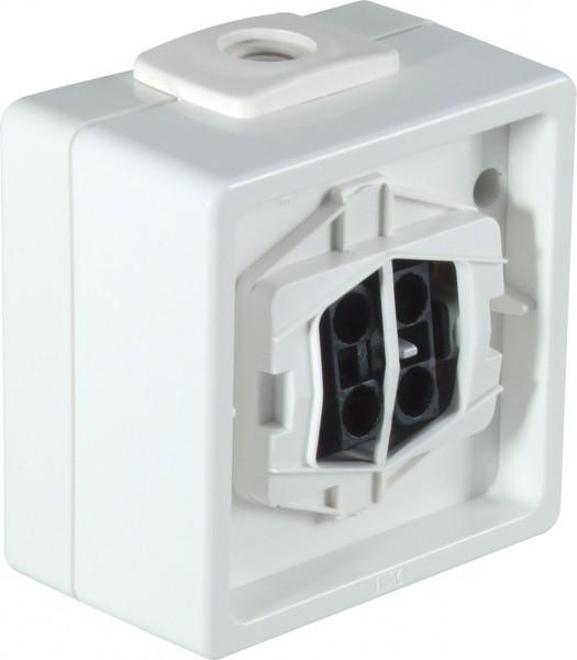 OPUS® AQUA Multifunktionsschalter / Service-Schalter mit Leuchtenbaugruppe