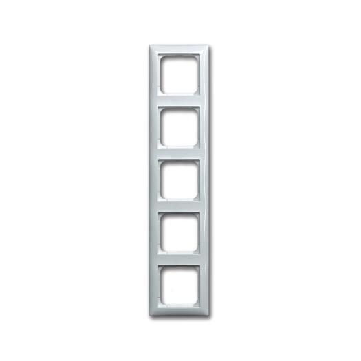 BUSCH-JAEGER Rahmen balance SI 5-fach alpinweiß