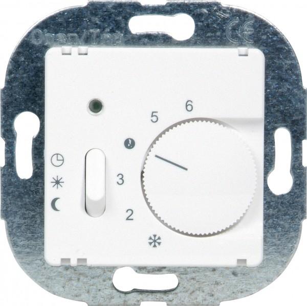 OPUS® 55 Raumtemperaturregler, Öffner, mit Handschalter Absenkung/EIN/AUS
