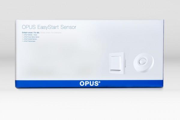 OPUS® EasyStart Licht - Anwesenheitsorientierte Beleuchtung polarweiß