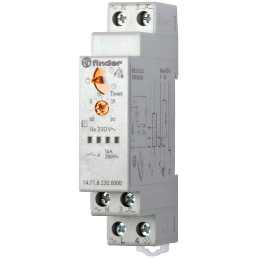 FINDER Treppenlicht - Zeitschalter elektronisch