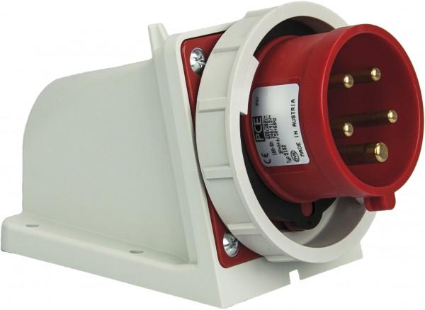 SIROX® CEE-Wandgerätestecker IP 67, 5-polig, 400 V, 6 h
