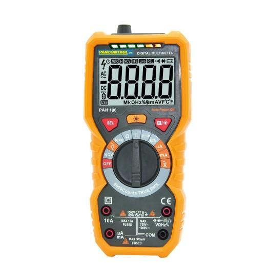 "PANCONTROL Digital-Multimeter ""MM 186"""
