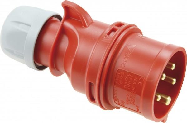SIROX® CEE-Stecker IP 44, 5-polig, 400 V, 6 h