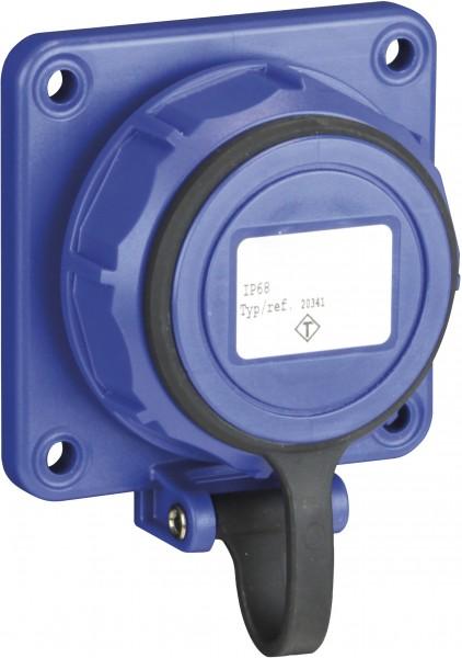 SIROX® Druckwasserdichte Einbau-Steckdose