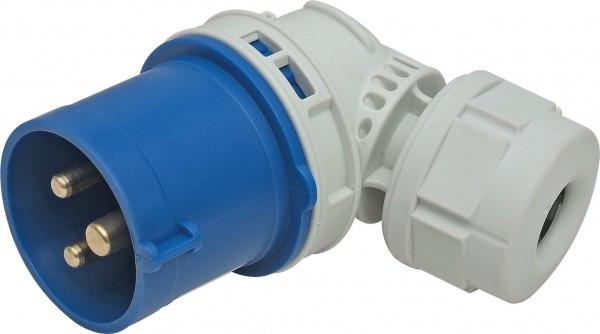SIROX® CEE-Winkel-Stecker IP 44, 3-polig, 230 V, 6 h 16 A