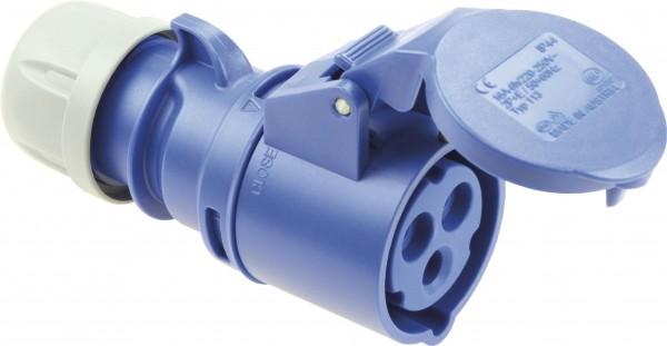 SIROX® CEE-Kupplung IP 44, 3-polig, 230 V, 6 h