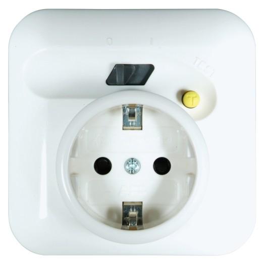 OPUS® 1 FI-Steckdose Komplettgerät