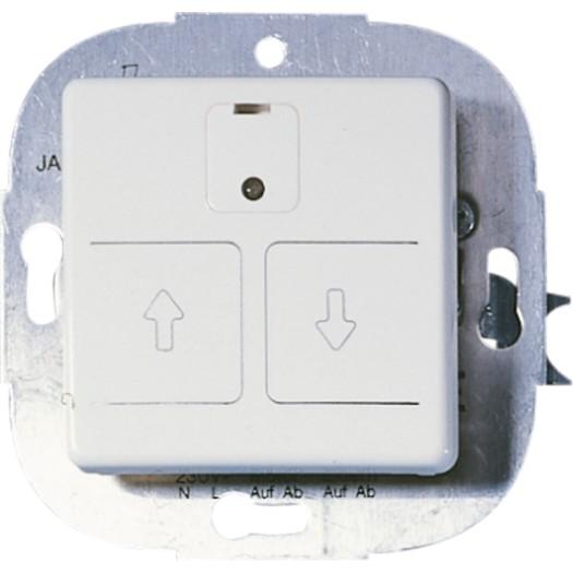 OPUS® 1 Elektronischer Rollladen- /Jalousieschalter mit Wochenautomatik