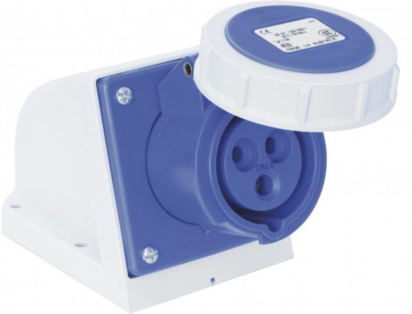 SIROX® CEE-Wanddose IP 67, 3-polig, 230 V, 6 h 16 A