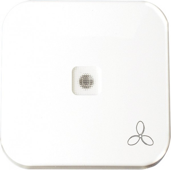 OPUS® 1 Wippe mit transparenter Linse und Ventilator-Symbol