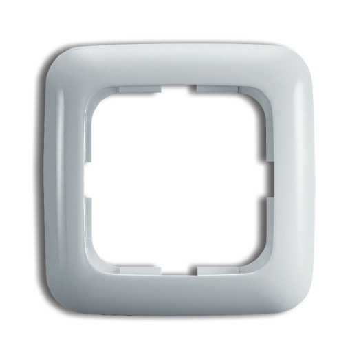 BUSCH-JAEGER Rahmen SI/Reflex 1-fach alpinweiß