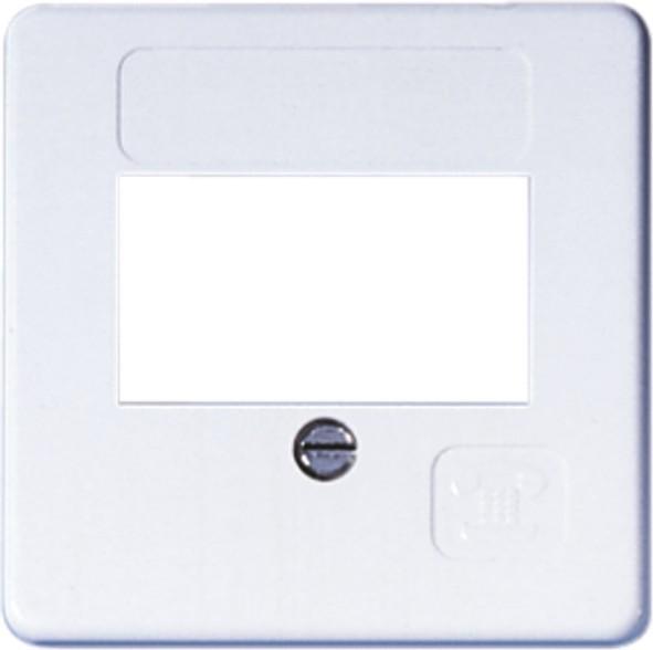 OPUS® 1 Abdeckung für 3-fach TAE-Anschlussdosen