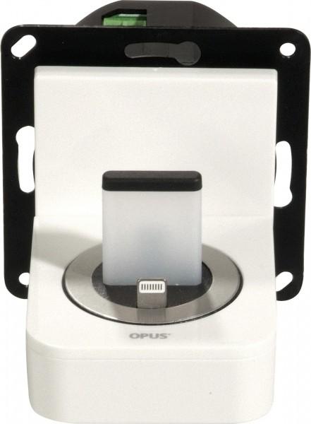OPUS® 55 Dockingstation mit IR-Fernbedienung