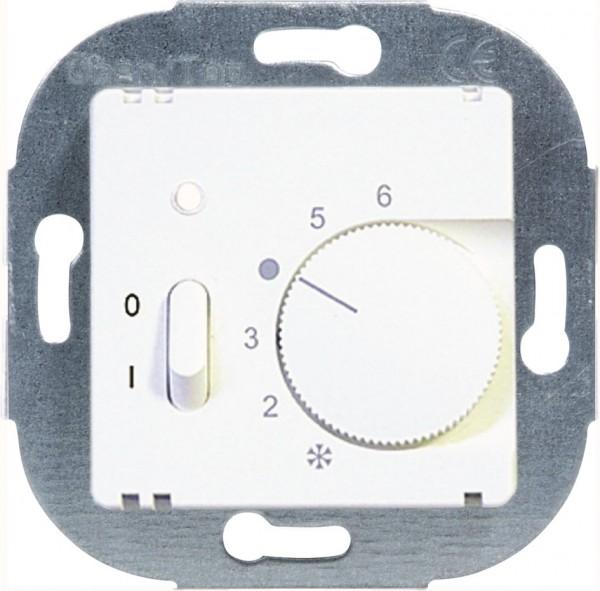 OPUS® 55 Raumtemperaturregler, Öffner, mit Handschalter EIN/AUS