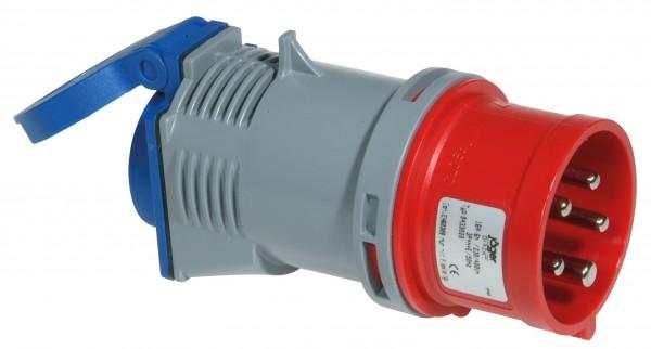 CEE-Adapterstecker 16 A