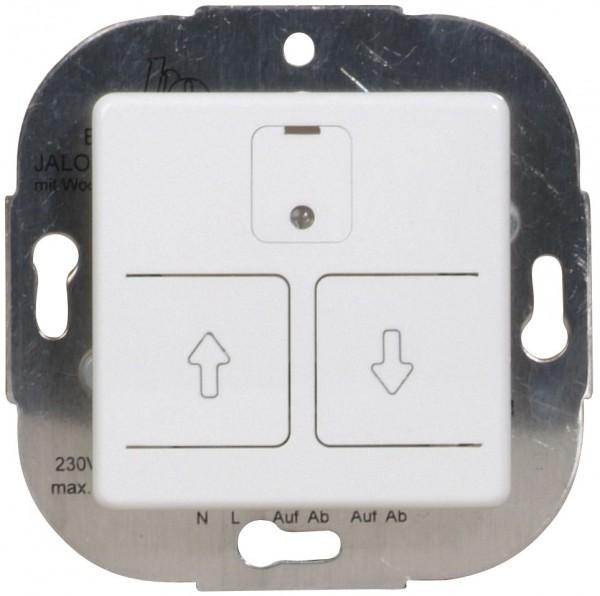OPUS® 55 Elektronischer Rollladen- /Jalousieschalter mit Wochenautomatik