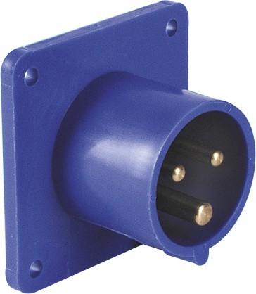 SIROX® CEE-Anbaugerätestecker IP 44, 3-polig, 230 V, 6 h 16 A