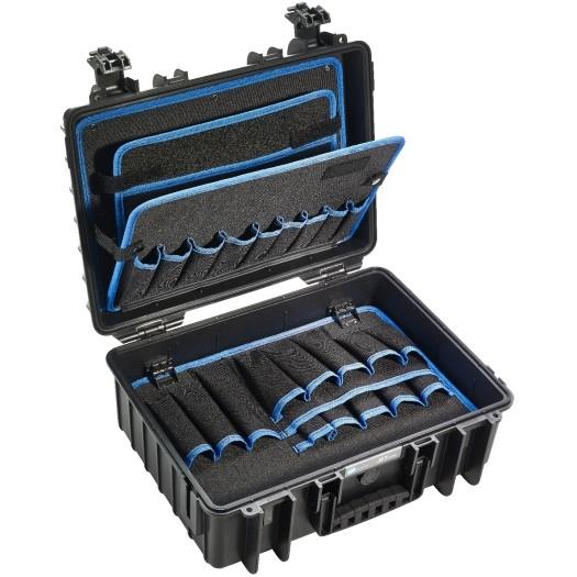 Werkzeugkoffer mit hoher Schutzart
